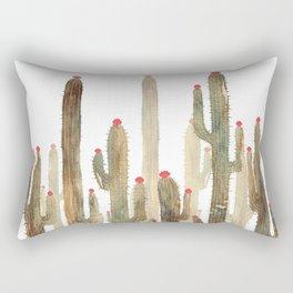 Autumn Cactus 4 Rectangular Pillow