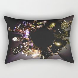 Planet Austin Rectangular Pillow