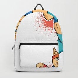 Training Cat Backpack