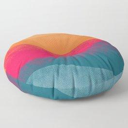 Sand Dunes #2 Floor Pillow