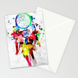 Dreamcatcher Grunge Stationery Cards