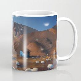Rainbow sheeps Coffee Mug