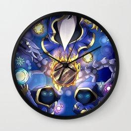 Terrarias- Cultist- Digital version Wall Clock