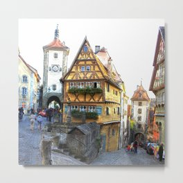 Rothenburg20150903 Metal Print