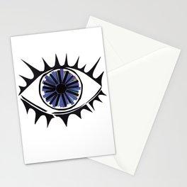 Blue Eye Warding Off Evil Stationery Cards