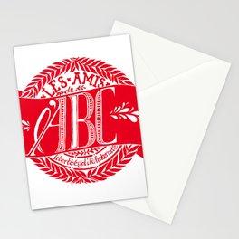 ABC Society Stationery Cards