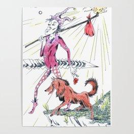 The Fool: Major Arcana Poster