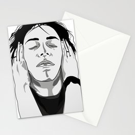 Patti - Fan art Stationery Cards