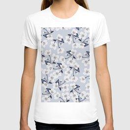 Floral Pattern T-shirt