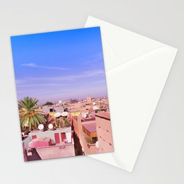 Marrakech Rooftop Stationery Cards