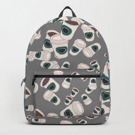 Star Butts Mermaids Coffee Backpack