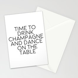 Party Decorations Chamapage Gift Party Like Gatsby Birthday Decorations Bar Decor Quotes Champagne Stationery Cards