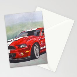 Red Cobra Stationery Cards