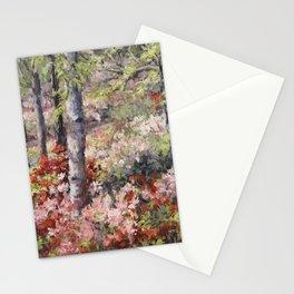 Stars of Spring — Azaleas Stationery Cards