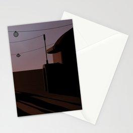 RF295 Town X52 - DAWN Stationery Cards