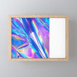 Just A Hologram Framed Mini Art Print