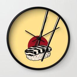 Sushi-San Wall Clock