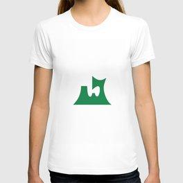 Flag of Aomori prefecture T-shirt
