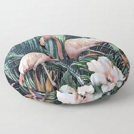 Jungle Shade Floor Pillow