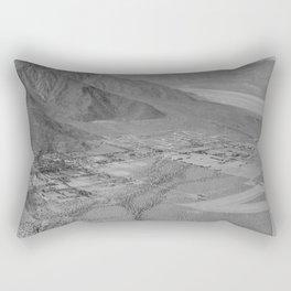 California Palm Springs NARA 23934765 Rectangular Pillow