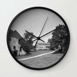 Mill Tract Farm, PA 1958 Wall Clock