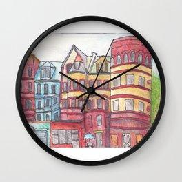 Sugar Hill, Harlem Wall Clock
