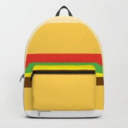 Pantone Food - Hamburger Backpack