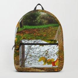 Fall-O-Ween Backpack