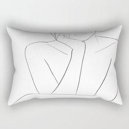 espoir Rectangular Pillow