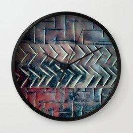 Sacajawea Wall Clock