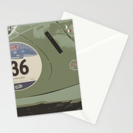 Mille Miglia No.136 Stationery Cards