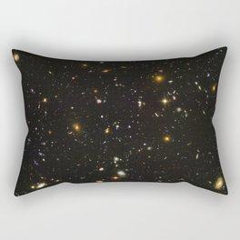 NASA Hubble Space Telescope Poster - Hubble Extra Deep Field Rectangular Pillow