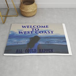 In The West Coast Rug