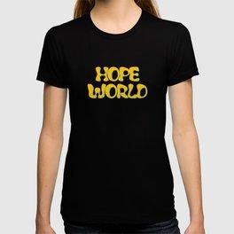 hope world T-shirt
