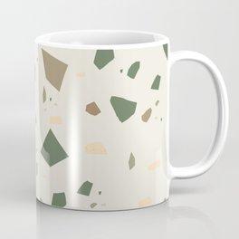 Sage Cactus Green Tan Brown Terrazzo #1 #decor #art #society6 Coffee Mug