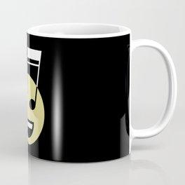 Musical smiley Coffee Mug