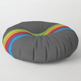 iRetro Space Grey Floor Pillow