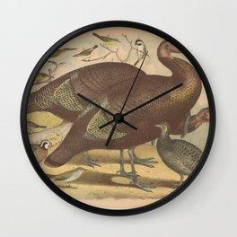 Delpech Francois Seraphin 17_ _0781 Laval dans le personnage d'un FleuveAdditional Costumes de theatre de 1600 a 1820 Wall Clock