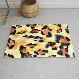 Kinky Leopard Dawn Print Rug