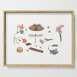 Common place miracles -Natural History Part V Serving Tray