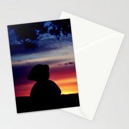 Sunset Palin Stationery Cards