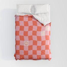 SmileyChecks Comforters