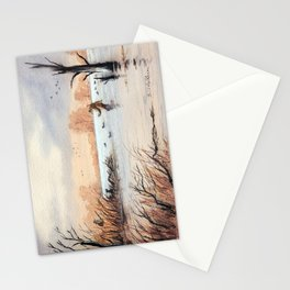 Setting The Decoys I Stationery Cards