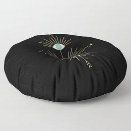 Evil Eye Totem Floor Pillow