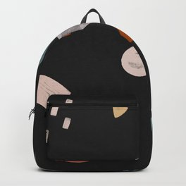 Abstract Graphic Illustrations | Shapes VIII Backpack