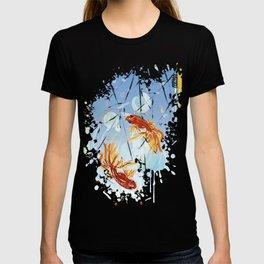 FISH FENG SHUI T-shirt