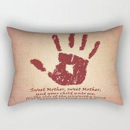Dark Brotherhood Rectangular Pillow