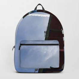 Clock Tower Backpack