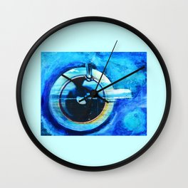 Coffe Cup Daydreams Wall Clock