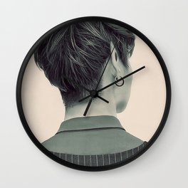 Elf Jaebum Wall Clock